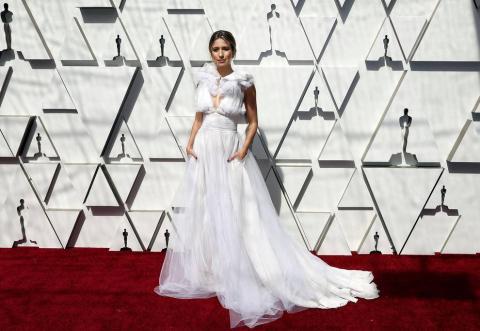 Los looks que han lucido sobre la alfombra roja los invitados a los premios Oscar 2019.